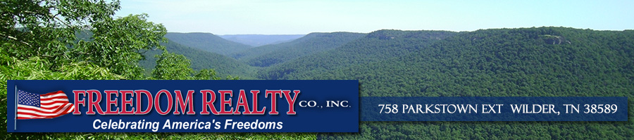 Wilder Mountain Real Estate - TN Cumberland Plateau Real Estate